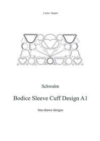 Bodice Sleeve Cuff Design A1 - download