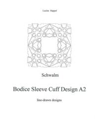 Bodice Sleeve Cuff Design A2 - download