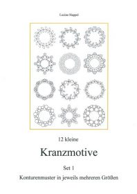 12 kleine Kranzmotive Set 1 - download