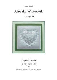 Schwalm Whitework - Lesson #1 - Happel Hearts